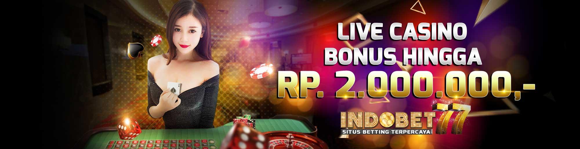promo bonus deposit live casino online dari agen judi online terpercaya