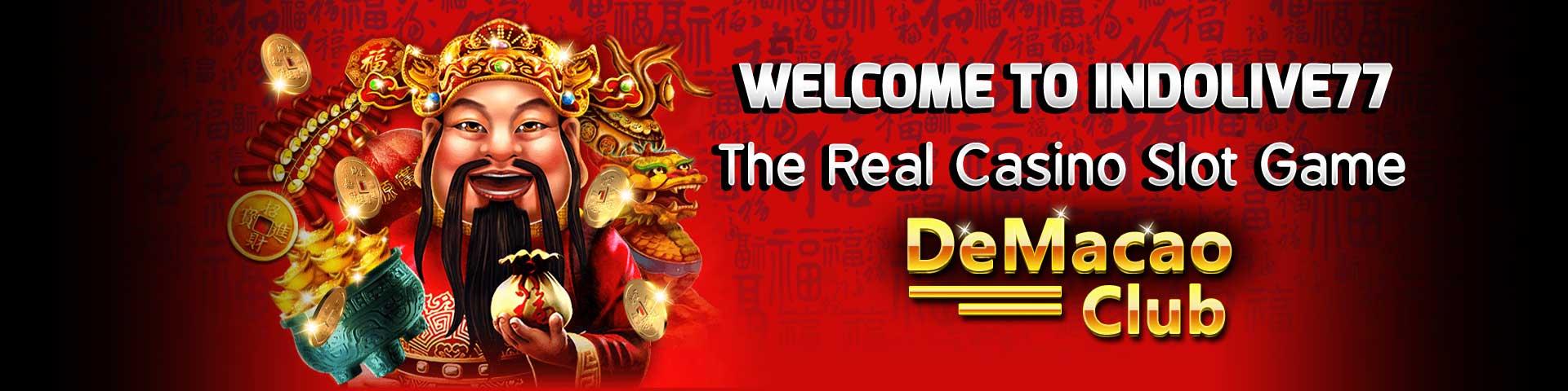 Demacao Club Situs Game Mesin Slot Online Uang Asli Indonesia