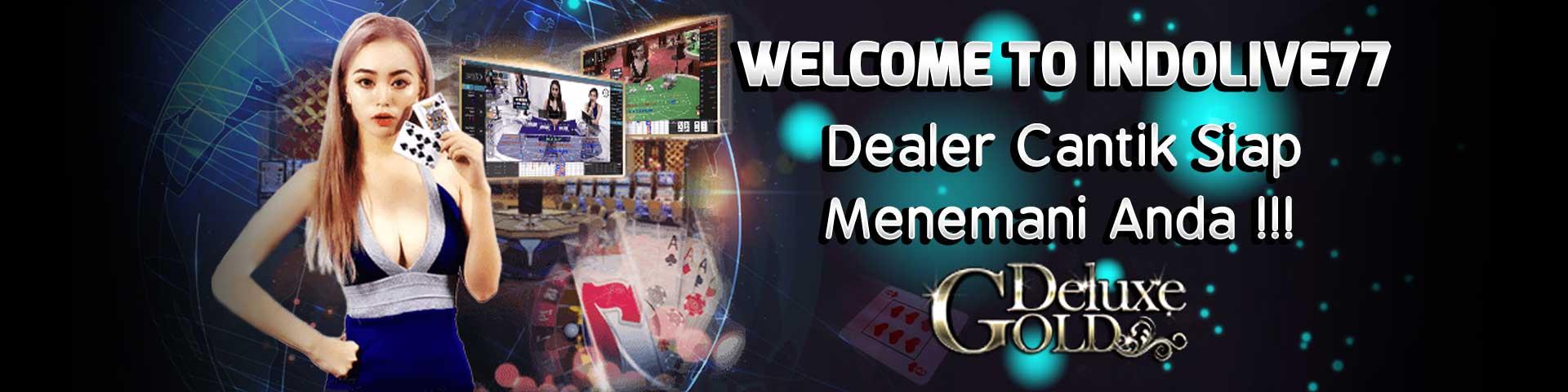 Gold Deluxe Live Dealer Casino Online Terlengkap di Indonesia