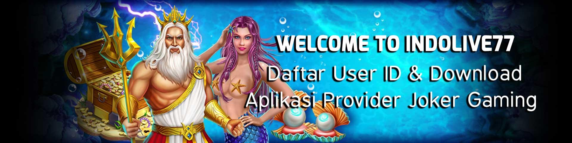 Joker Gaming Indonesia - Game Slot, Live Casino & Tembak Ikan Online