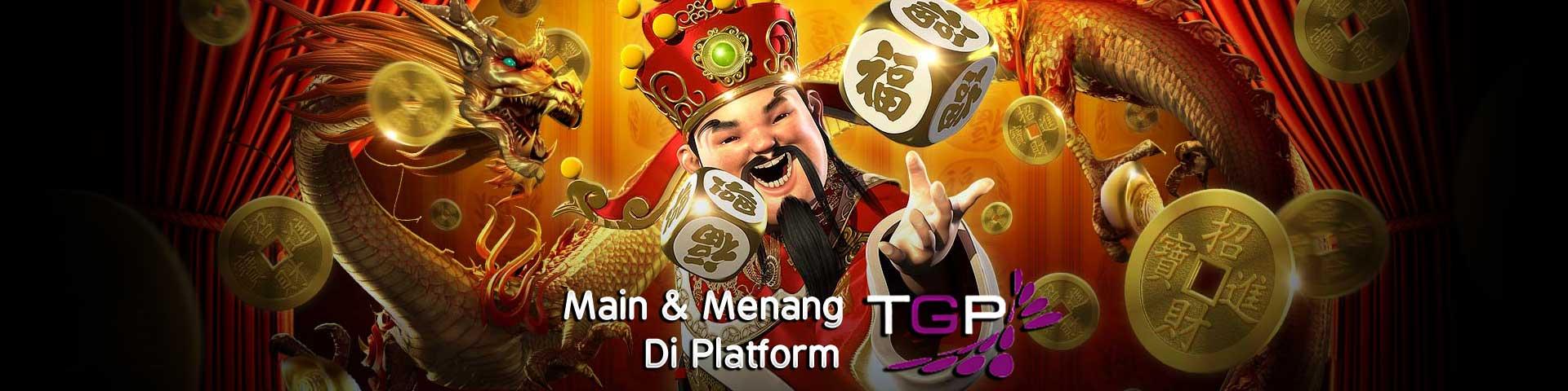 TGP - The Gaming Platform Game Slot Online Indonesia Terlengkap